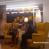 Könyvbemutató    Fábián Janka: Az utolsó boszorkány lánya   