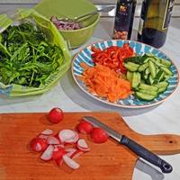 Milyen salátát csináljunk télen?