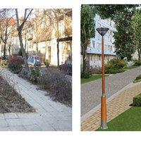 Tízéves terv a tér parkjának felújítására