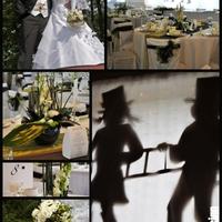 Esküvő kéményseprő módra... :)