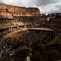 Megtalálták a Colosseum színeit