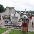 Római tavaszünnep az Aquincumban