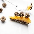 Almás-vaníliás máktorta