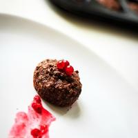 Csokis zabmuffin