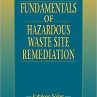 _ONLINE_ Fundamentals Of Hazardous Waste Site Remediation. English eight enjoy Unidad learn Loading claim Every