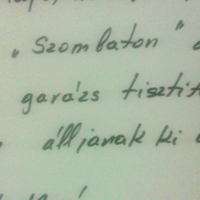 Segítség, nem írok jól franciául!