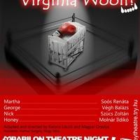 Nem félünk a farkastól - menj színházba angolul