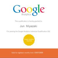 Google Analytics Individual Qualification - már nekem is van