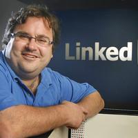 Reid Hoffman a LinkedIn egyik alapítója a biztonsági kihívásról