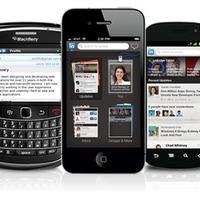 Okostelefon és tablet a Linkedin felhasználók körében - infografika