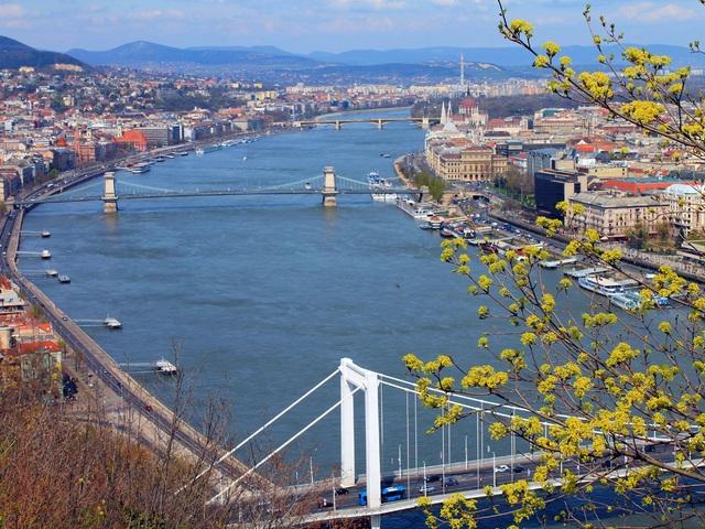 Városnézés Budapesten