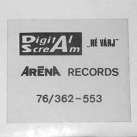 Hanglemez 1993 - Digital Scream