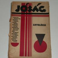 Könyv relikvia - Jóság (Antológia) 1929 - kilenc magyar költő versei