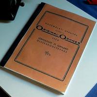 Számológép használati utasítás - Original Odhner mechanikus számológép használati útmutató