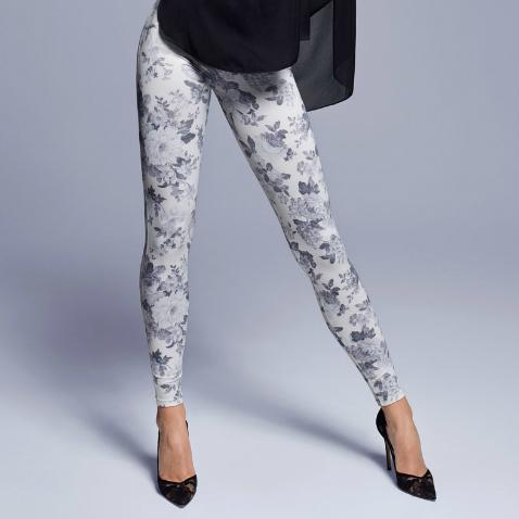 Calzedonia virágos leggings - női divat 2014