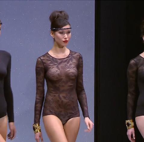 Fehérnemű divat 2014 - Lise Charmek body 2014