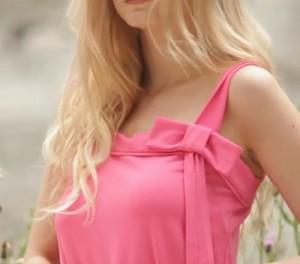 Pink - masnis női ruha