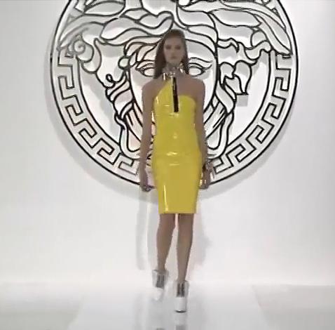 Olasz divat 2014 - Versace sivat 2014
