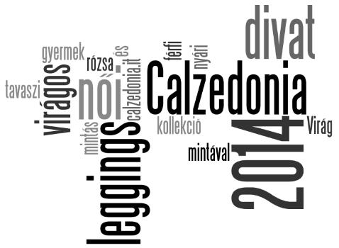 Tavaszi divat nyári divat - Calzedonia 2014