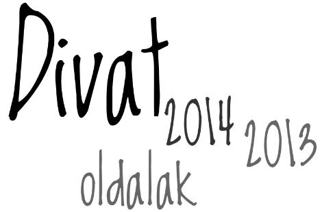 divat 2013 divat 2014