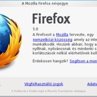 Megérkezett a Firefox 5 a Fedorába