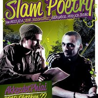Akkezdet Slam Poetry a Pálmaház Caféban
