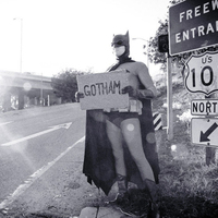 Hitchikers guide to the BATMAN