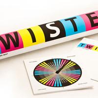 CMYK Twister designereknek