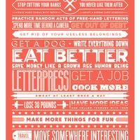 Teresa Wozniak - lenyűgöző tipó poszterek