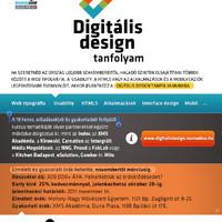 Digitális Design tanfolyam // MOME line