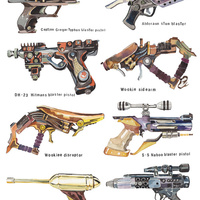 Star Wars Guns
