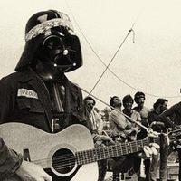 Hippi Vader és japán Yoda
