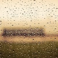 Alvás az esőben