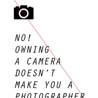 No Camera No Photography