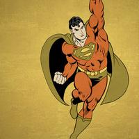 Színvak Superman