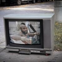 Kidobott tévék