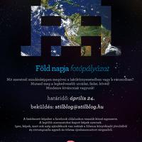 Föld napja fotópályázat a Stilblogon
