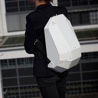 Daily must-have: 'Solid Gray backpack'