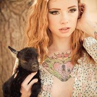 Inked Goat