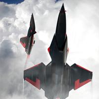 AvA 02 R.E.D. Serafim // jet design