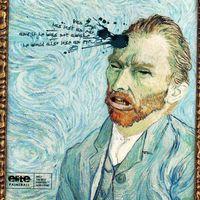 Van Gogh plays it hard