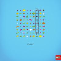 Lego: Spaceship