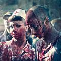 Zombie Walk in Paris