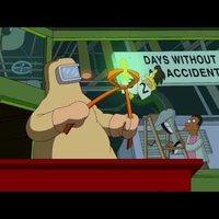 Banksy's Simpsons intro
