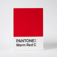Pantone Warm Red C