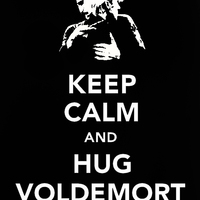 Keep Calm and Voldemort