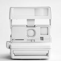 White Polaroid