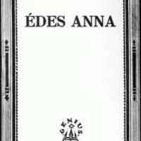 Kosztolányi Dezső: Édes Anna (1926)