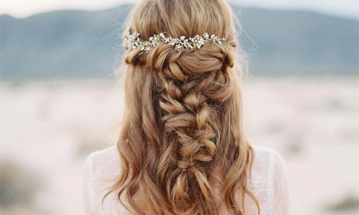 15 tökéletes fonat esküvőre