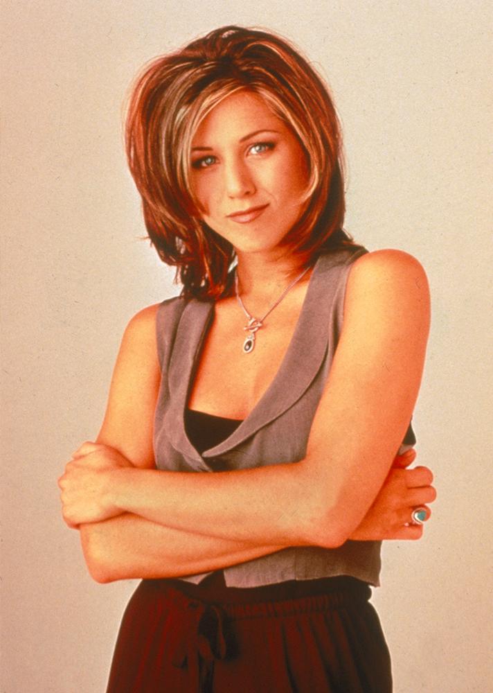 Jóbarátok? Jennifer Aniston haja is beleégett a fejünkbe.